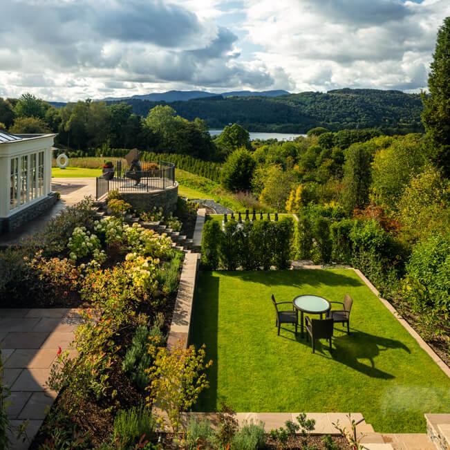 Lake District hotel design