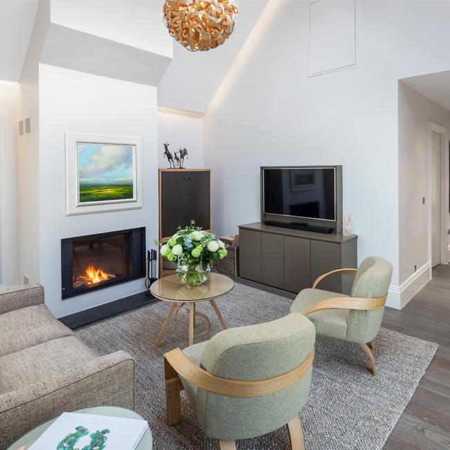 hotel room design Lake District