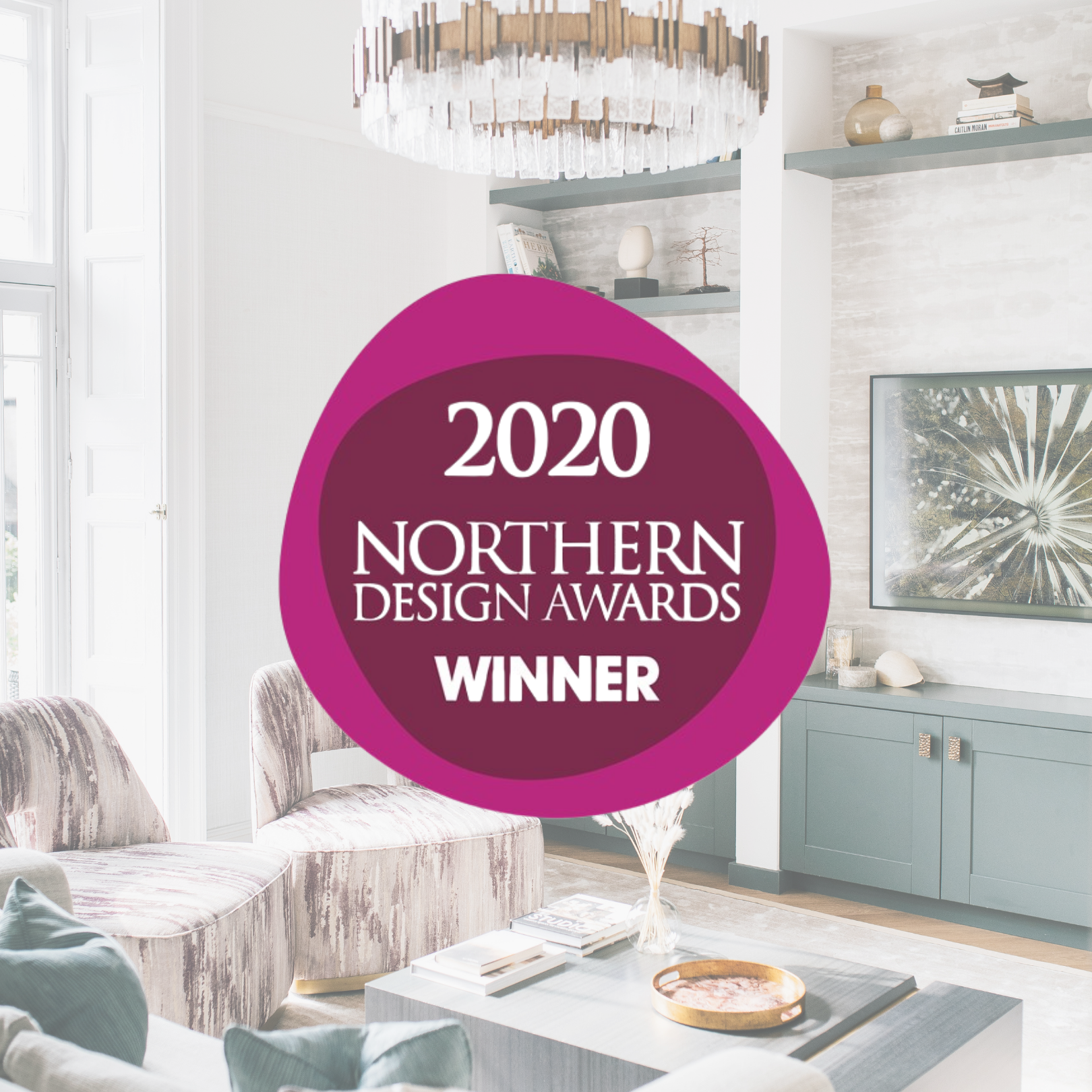 Keyhole Interiors Winners at Northern Design Awards, Interior Design Studio