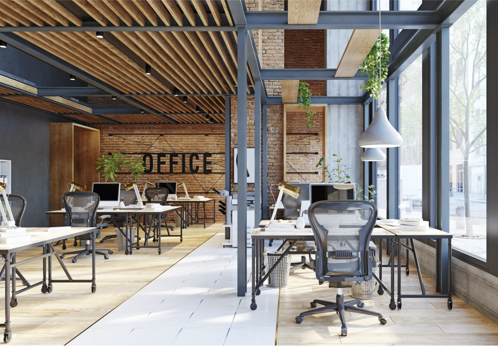 office commercial design